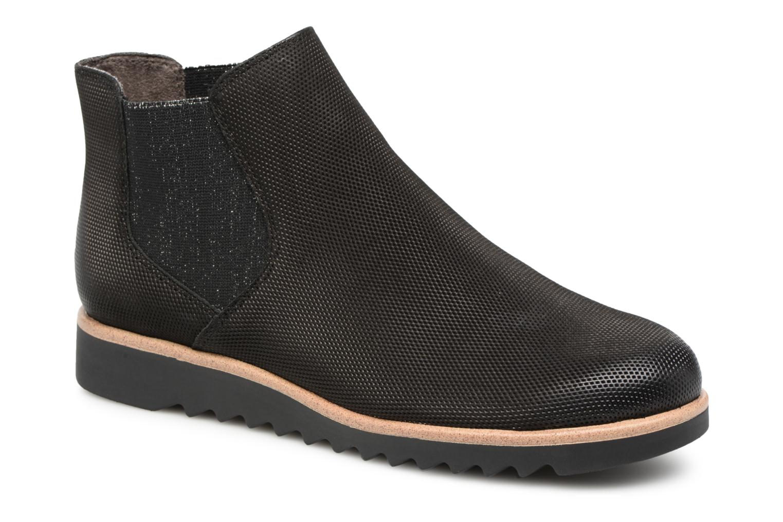 Grandes descuentos últimos zapatos Tamaris 25300 (Negro) - Botines  Descuento