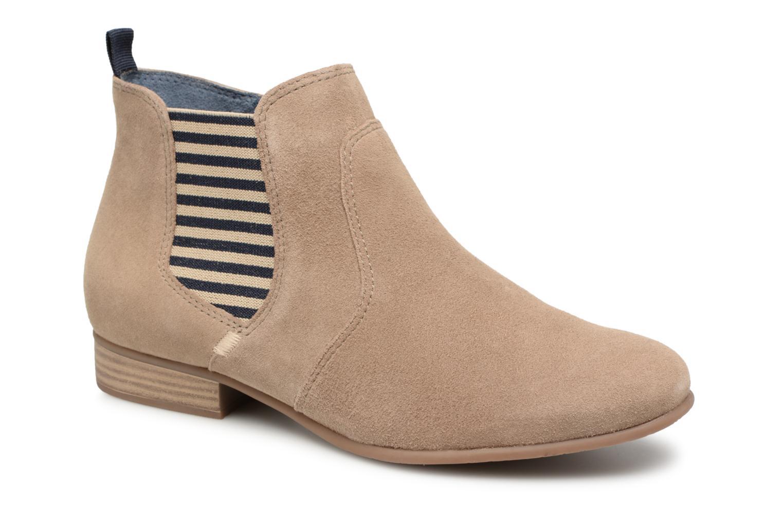 Zapatos promocionales Tamaris 25397 (Beige) - Botines    Descuento de la marca