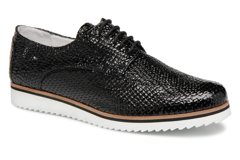 Grandes Grandes Grandes descuentos últimos zapatos Elizabeth Stuart ARMY 328 (Negro) - Zapatos con cordones en Más cómodo bc9161