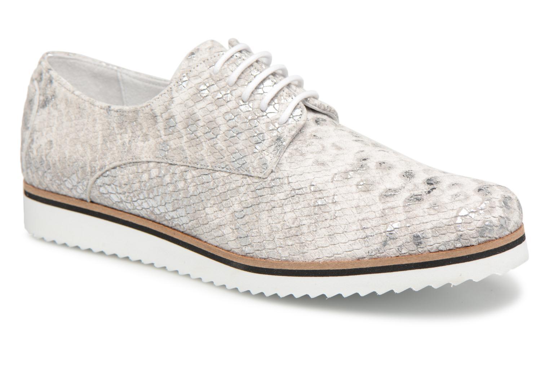 Zapatos promocionales Elizabeth Stuart ARMY330 (Gris) - Zapatos con cordones   Cómodo y bien parecido