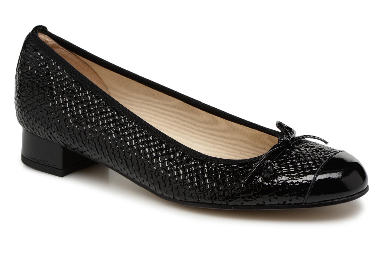 Grandes descuentos últimos zapatos Elizabeth Stuart JOUTI 454 (Negro) - Bailarinas Descuento
