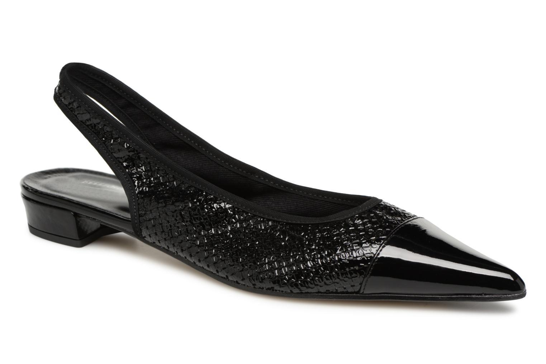 Zapatos casuales salvajes Elizabeth Stuart XIRI 454 (Negro) - Bailarinas en Más cómodo