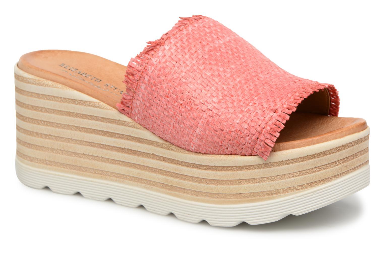 Zapatos de hombres y mujeres de moda casual Elizabeth Stuart DETROIT 805 (Rosa) - Zuecos en Más cómodo