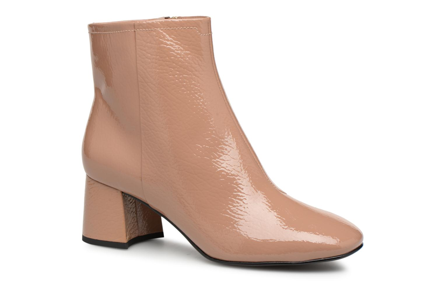 What For Vicky (Rose) - Bottines et boots chez Sarenza (339985)