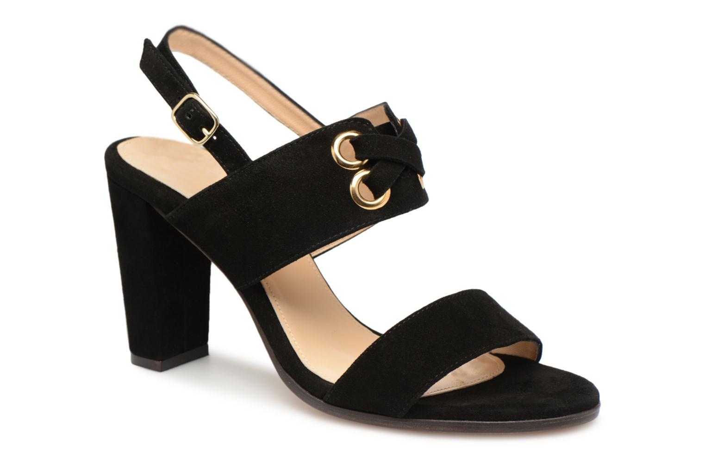 Grandes descuentos últimos zapatos Tila March TMS262-MO-02-01 (Negro) - Sandalias Descuento