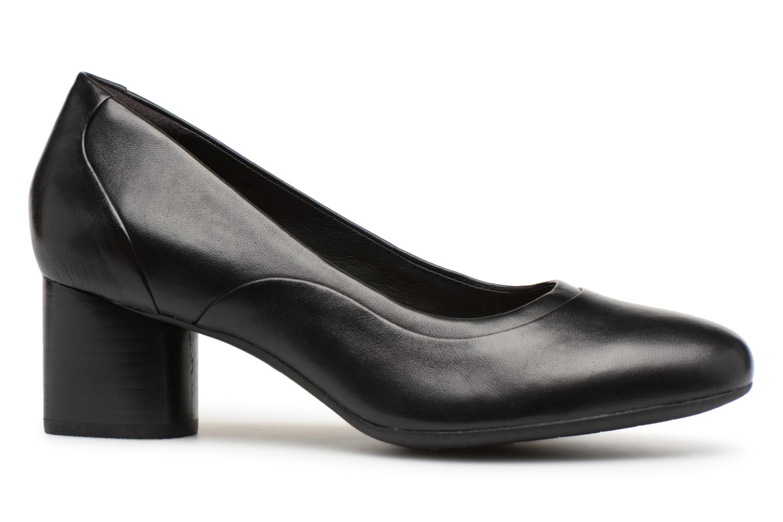 Los últimos zapatos de hombre y mujer Clarks Unstructured Un Cosmo Step (Negro) - Zapatos de tacón en Más cómodo