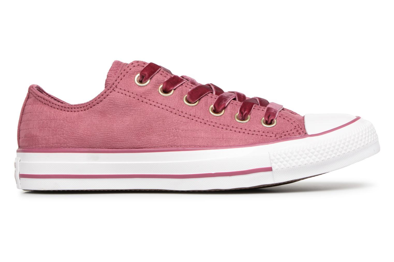 Zapatos de hombres y mujeres de moda casual Converse Chuck Taylor Ox W (Rojo) - Deportivas en Más cómodo