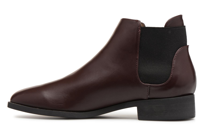 Grandes descuentos últimos zapatos Vanessa Wu Bottines Chelsea Prune (Vino) - Botines  Descuento