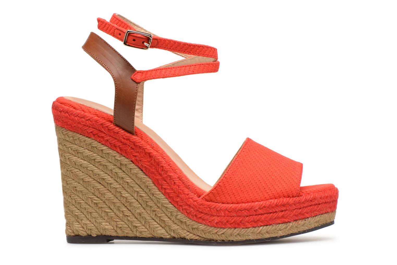 Grandes descuentos últimos zapatos Castaner ADELA (Rojo) - Alpargatas en Más cómodo