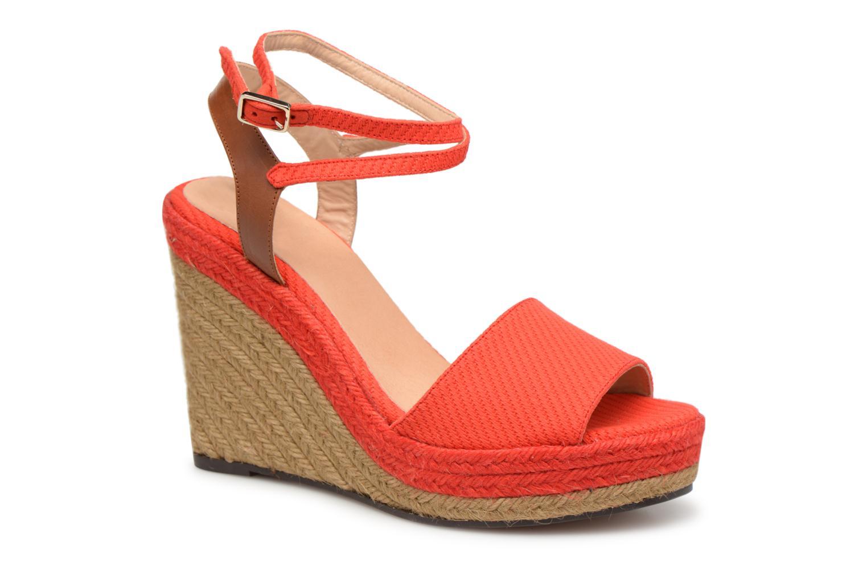 Zapatos promocionales Castaner ADELA (Rojo) - Alpargatas   Cómodo y bien parecido