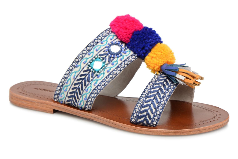 Zapatos de hombre y mujer de promoción por tiempo limitado Antik Batik KOSHI1SAN (Multicolor) - Zuecos en Más cómodo