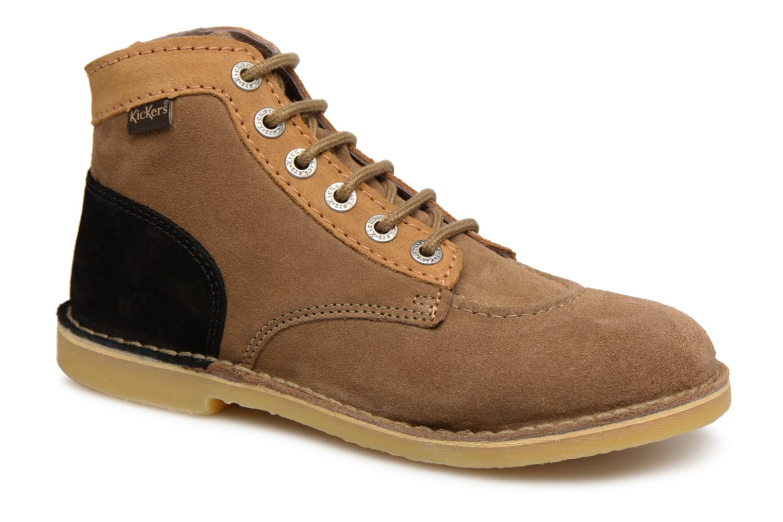 Grandes descuentos últimos zapatos Kickers ORILEGEND F MULTI (Marrón) - Botines  Descuento