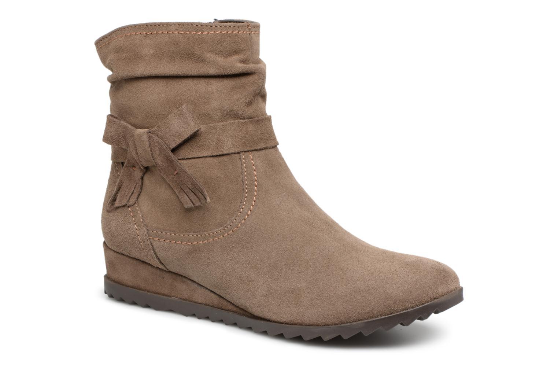 Grandes descuentos últimos zapatos Tamaris PACO (Marrón) - Botines  Descuento