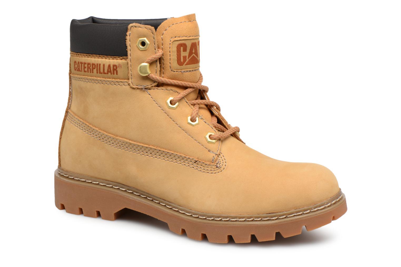 Zapatos y cómodos y Zapatos versátiles Caterpillar Lyric Ws (Beige) - Botines  en Más cómodo c8308f