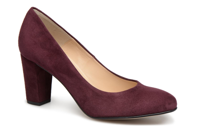 Casual salvaje Perlato 10323 (Vino) - Zapatos de tacón en Más cómodo