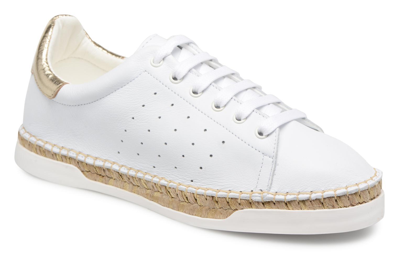 Zapatos promocionales Canal St Martin LANCRY BIS (Blanco) - Deportivas   Zapatos de mujer baratos zapatos de mujer