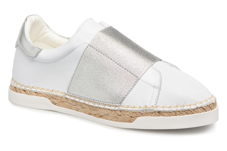 Los últimos zapatos de descuento para hombres y mujeres Canal St Martin LANCRY ELASTIQUE (Blanco) - Deportivas en Más cómodo