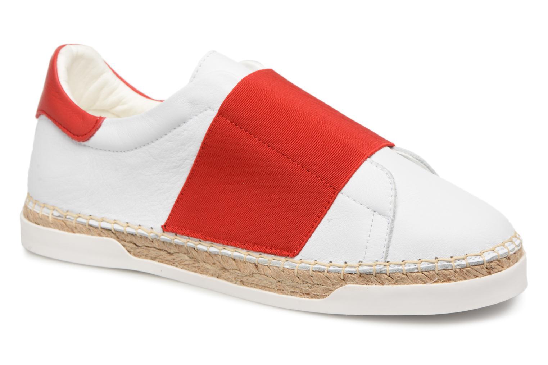 Zapatos promocionales Canal St Martin LANCRY ELASTIQUE (Blanco) - Deportivas   Los últimos zapatos de descuento para hombres y mujeres