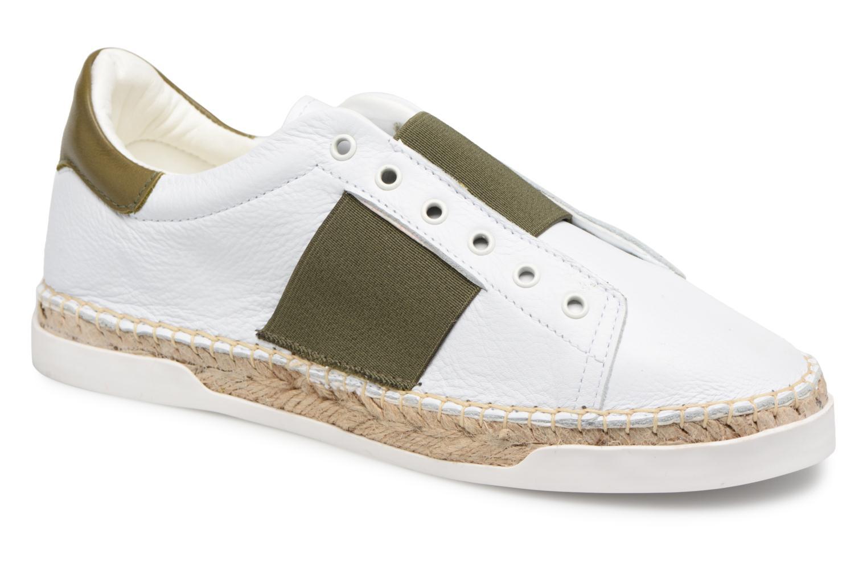 Zapatos de hombre y mujer de promoción por tiempo limitado HYBRIDE Canal St Martin LANCRY HYBRIDE limitado (Blanco) - Deportivas en Más cómodo 1056ed