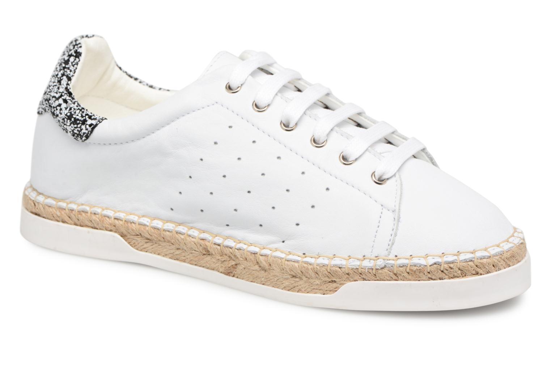 Zapatos especiales para hombres y mujeres Canal St Martin LANCRY PE18 (Blanco) - Deportivas en Más cómodo