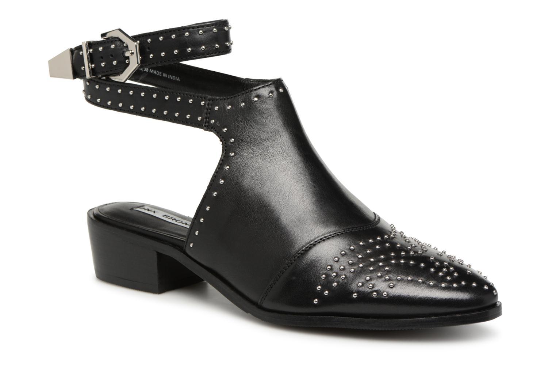 Grandes descuentos últimos zapatos Bronx Btex-Chunky 47045 (Negro) - Botines  Descuento