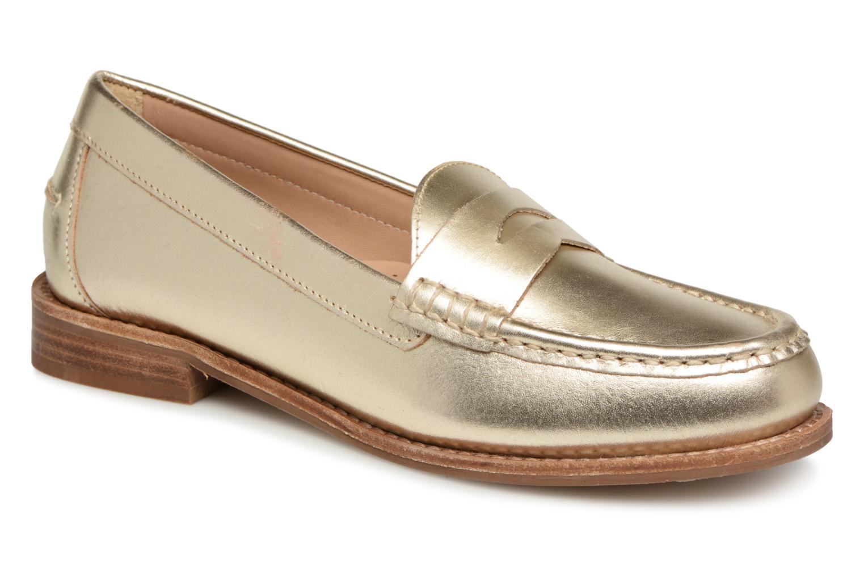 Grandes descuentos últimos zapatos Bronx Bfrizox 65990 (Oro y bronce) - Mocasines Descuento