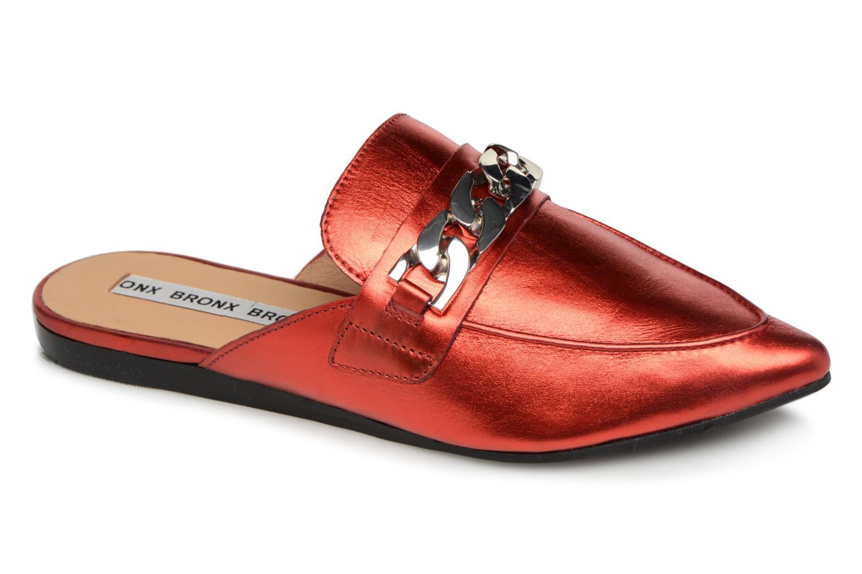 Grandes descuentos últimos zapatos Bronx Bfennerx 66075 (Rojo) - Zuecos Descuento