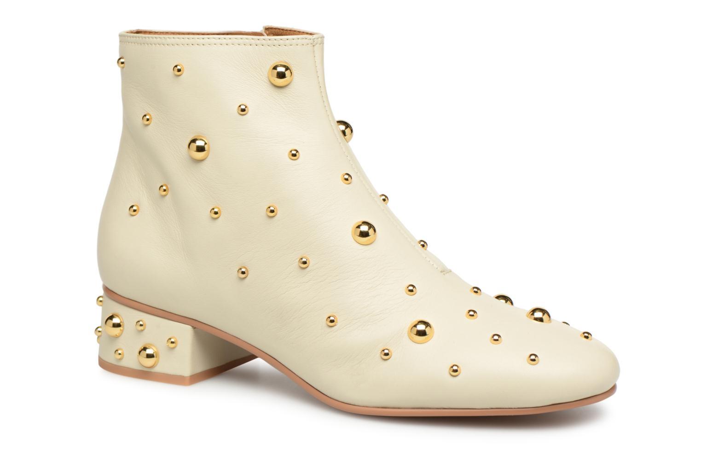 Grandes descuentos últimos zapatos See by Chloé Abby (Beige) - Botines  Descuento