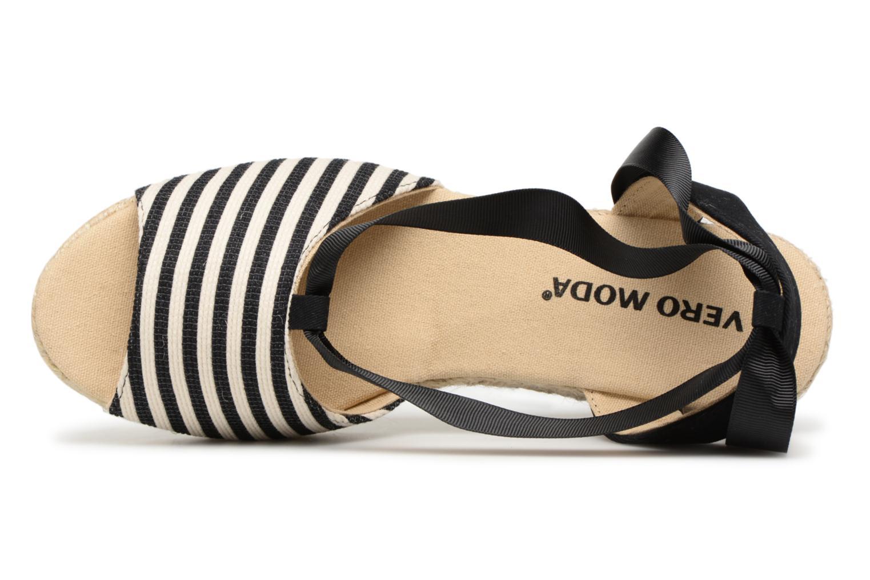 SALLY Black Vero black 2 White Moda twt8rq5