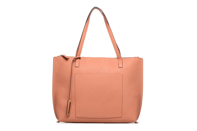 Handtaschen Street Level Tote with top zipper rosa detaillierte ansicht/modell