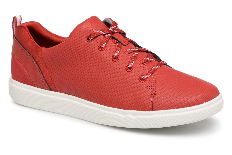 Grandes descuentos últimos zapatos Clarks Step Verve Lo. (Rojo) - Deportivas Descuento