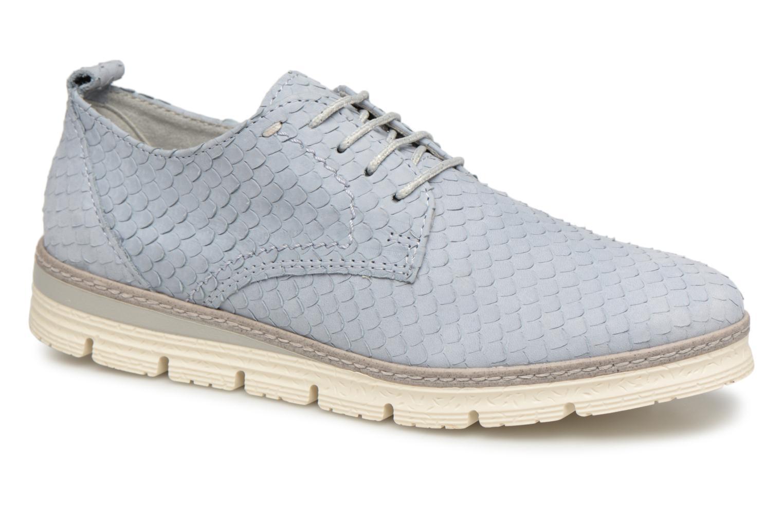 Grandes descuentos últimos zapatos Marco Tozzi 2-2-23725-20 841 (Azul) - Zapatos con cordones Descuento