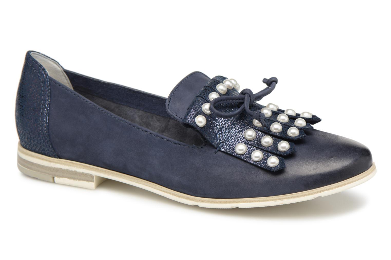 Grandes descuentos últimos zapatos Marco Tozzi 2-2-24223-20 890 (Azul) - Mocasines en Más cómodo