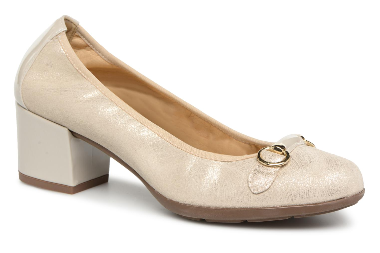 ZapatosGeox D ANNYA M (Oro y bronce) -  Zapatos de tacón  -  Casual salvaje 73b8f2