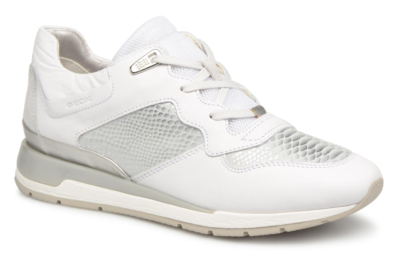 Grandes descuentos últimos zapatos Geox D SHAHIRA B (Blanco) - Deportivas Descuento