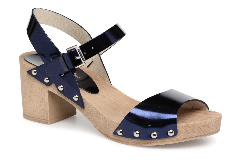 ZapatosIppon Vintage  SOK-METAL (Azul) - Sandalias  Vintage  Casual salvaje a00b92