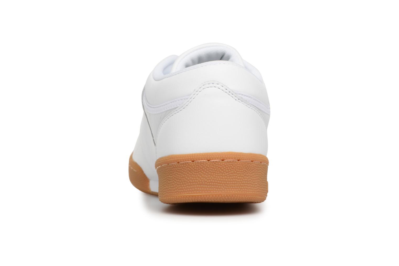 Sneaker Reebok Club Workout FMU weiß ansicht von rechts