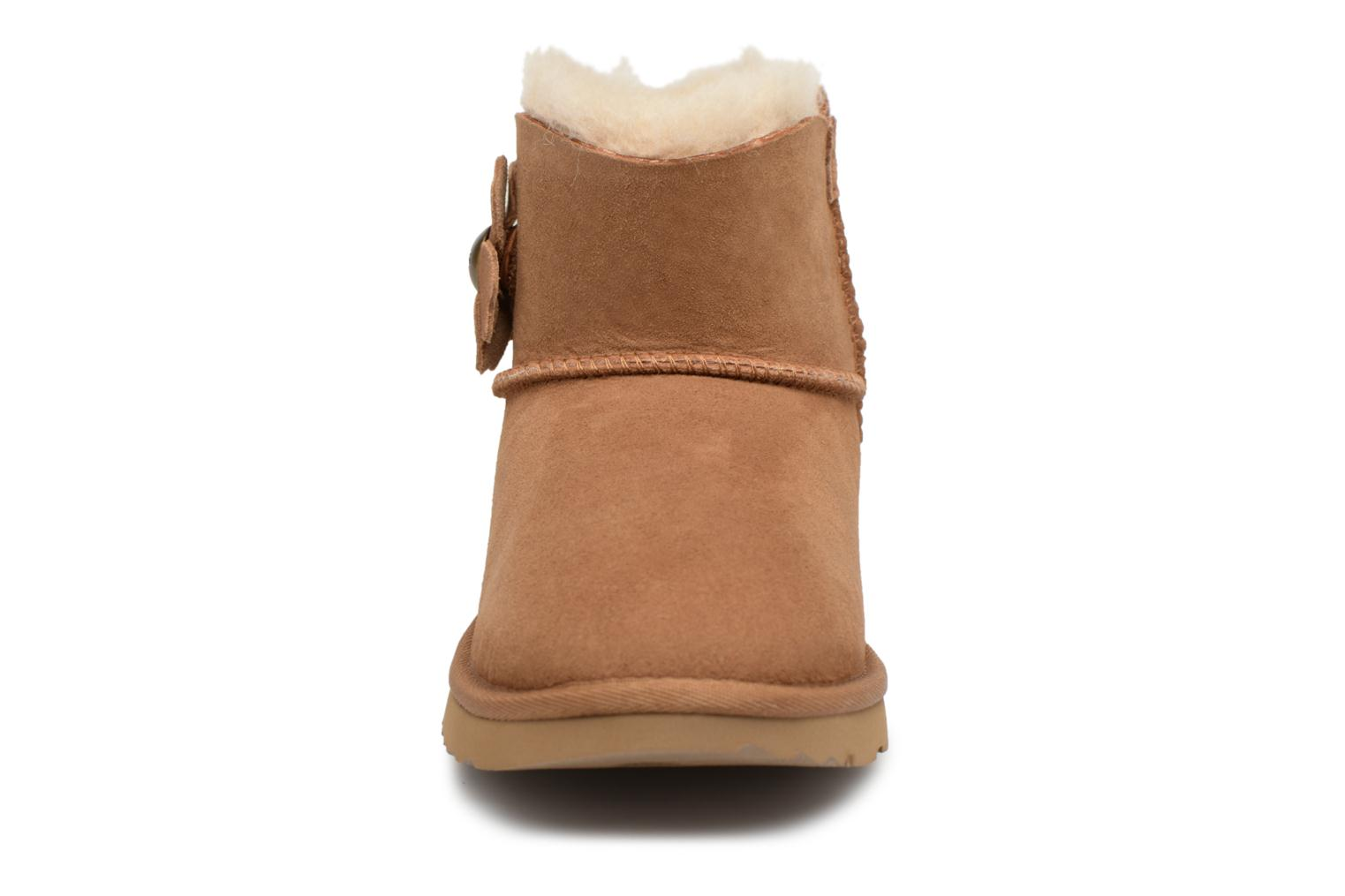 Button Bailey Chestnut Mini UGG Poppy qX7FEwBx