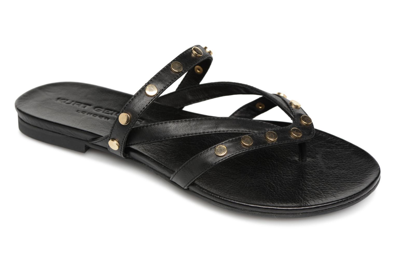 Los zapatos más populares para hombres y mujeres KG By Kurt Geiger MODENA (Negro) - Sandalias en Más cómodo