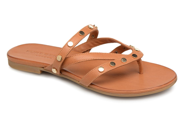 Grandes descuentos últimos zapatos KG By Kurt Geiger MODENA (Marrón) - Sandalias Descuento