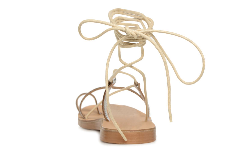 Sandale Pieces Novità Metallic Metallic Pieces Metallic Novità Sandale Pieces Sandale