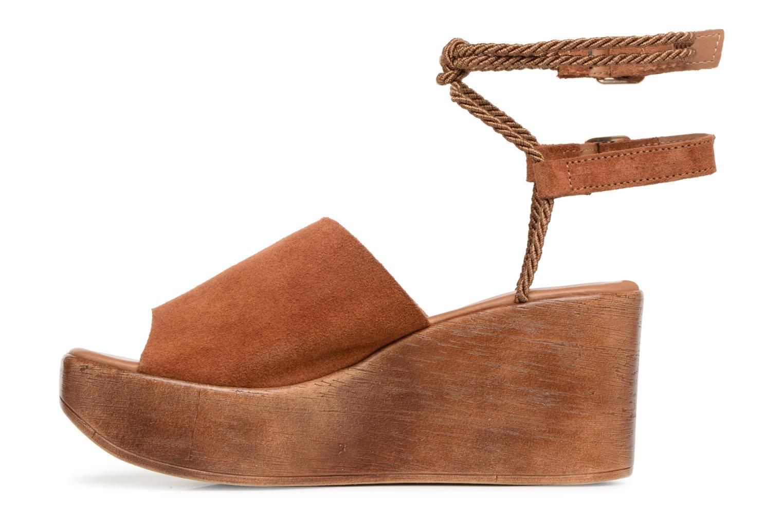 Sandales Pieces Compensees Neri Novità