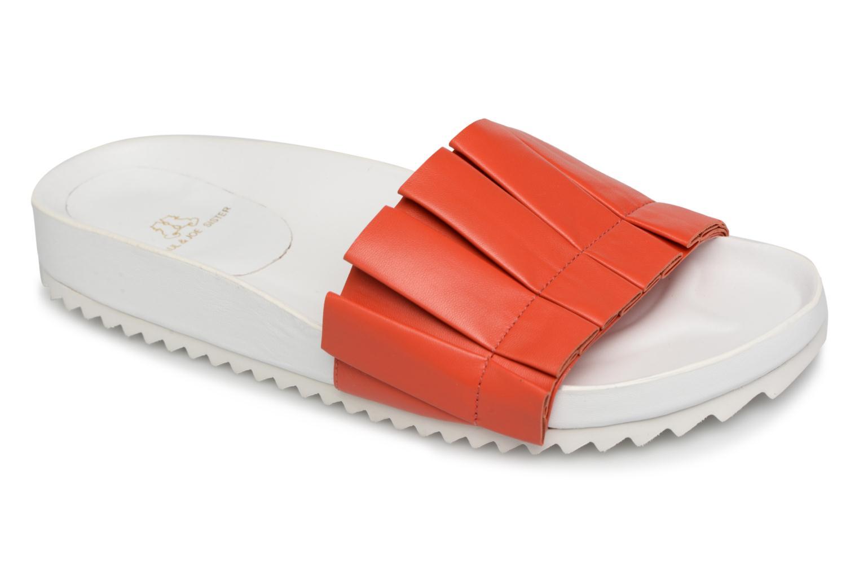 Grandes descuentos últimos zapatos Paul & Joe Sister CHARLINE (Naranja) - Zuecos Descuento