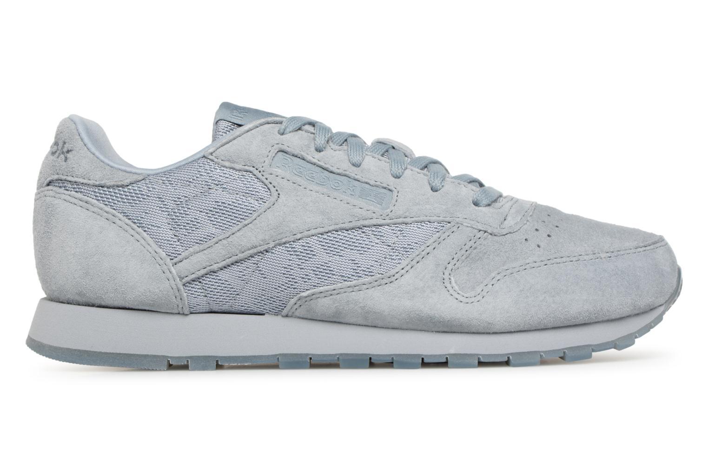 Zapatos promocionales Reebok Classic Leather Lace (Gris) - Deportivas   Casual salvaje