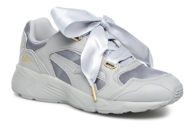 Grandes descuentos últimos zapatos Puma Prevail Heart Satin Wn's (Gris) - Deportivas Descuento