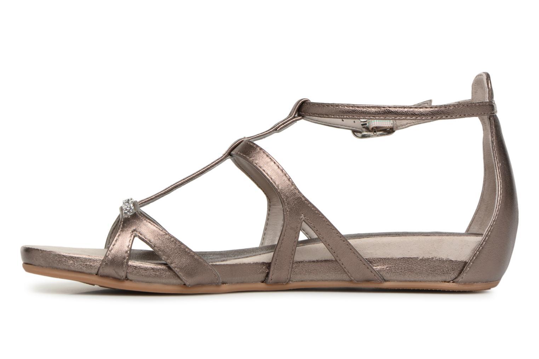 Zapatos casuales salvajes Unisa Albillo (Gris) - Sandalias en Más cómodo