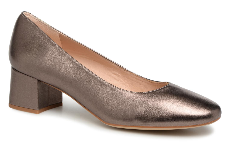 Zapatos promocionales Unisa Kermes (Oro y bronce) - Zapatos de tacón   Descuento de la marca