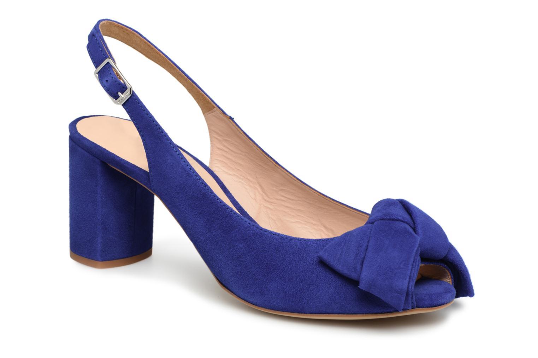 Grandes descuentos últimos zapatos Unisa Ligur (Azul) - Zapatos de tacón Descuento