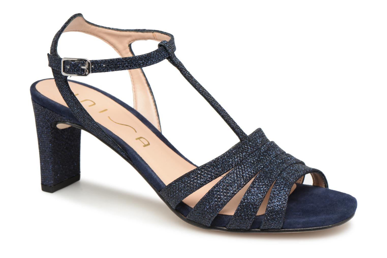 Grandes descuentos últimos zapatos Unisa Marita (Azul) - Sandalias Descuento