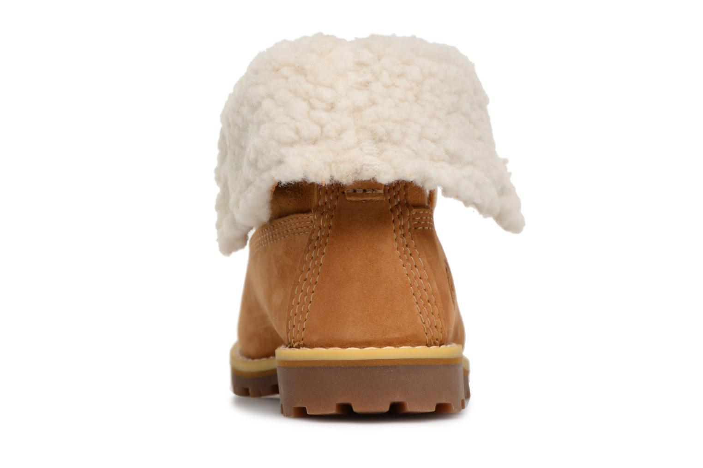 """Stiefeletten & Boots Timberland Radford 6"""" Boot braun ansicht von rechts"""